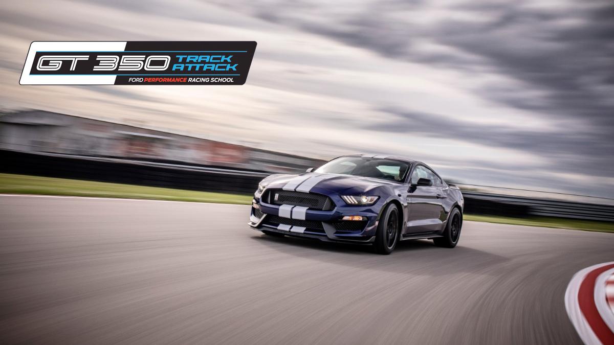Win a 2019 Shelby GT350R