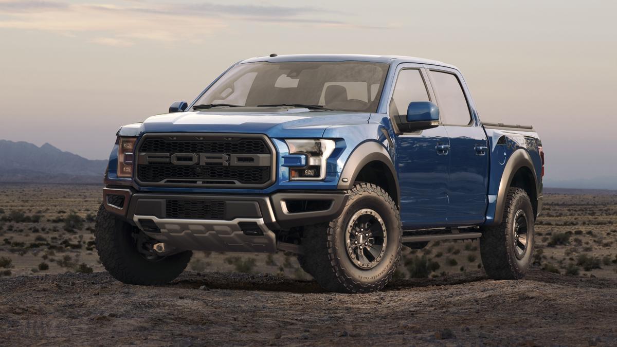 Win A  Ford F Raptor