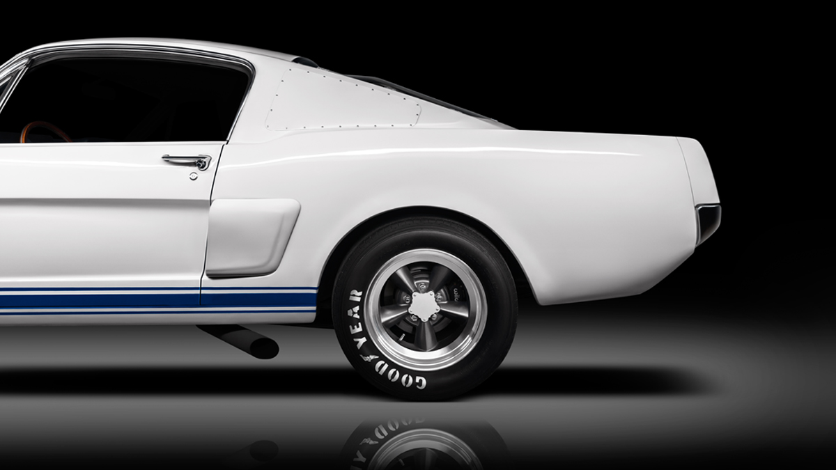 Win a 1966 Ford Mustang Fastback