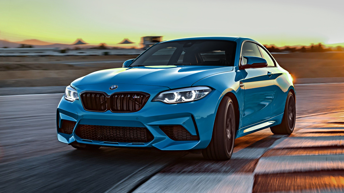 Win A 2019 Bmw M2 Competition
