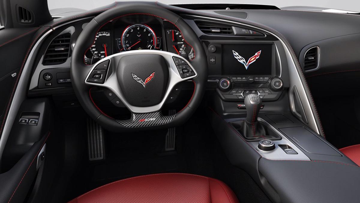 Win a Z06 Corvette Sweepstakes