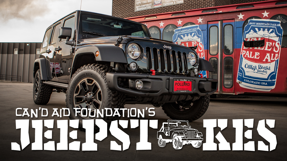 Win A 2017 Jeep Wrangler Unlimited Rubicon Hard Rock And Crush You Next  Adventure!
